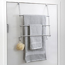 Bon Image Of Totally Bath Over The Door Towel Bar
