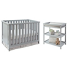 Imagio Baby By Westwood Design Casey 3 In 1 Convertible Crib And Changing  Table