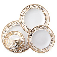 image of CRU by Darbie Angell Athena 5-Piece Place Setting