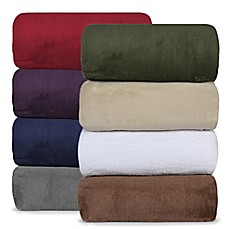 image of Berkshire Blanket® Serasoft® Supreme Throws