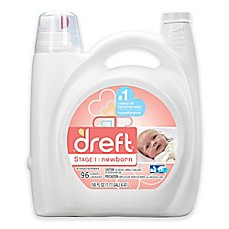 image of Dreft High Efficiency Liquid Detergent in 150-Ounces (96 Loads)