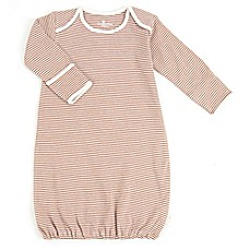 image of Tadpoles™ by Sleeping Partners Size 0-6M Organic Cotton Sleep Gown in Cocoa