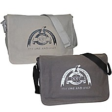 image of Dopp Legacy Canvas Messenger Bag