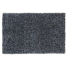 image of KAS Bliss Area Rug in Black Heather