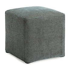 image of Dwell Home Axis Cube Ottoman