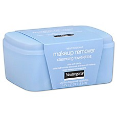 image of Neutrogena® 25-Count Makeup Remover Wipes