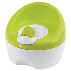 image of contours bravo 3in1 potty trainer in lime