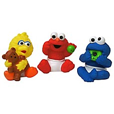 image of Sesame Street® 3-Pack Multicolor Squirters