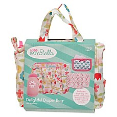 image of Manhattan Toy® Wee Baby Stella Delightful Diaper Bag
