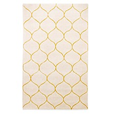 image of KAS Transitions Area Rug in Ivory Harmony