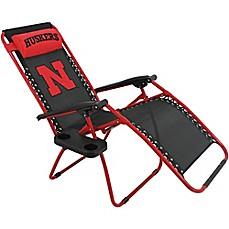 Image Of University Of Nebraska Zero Gravity Chair