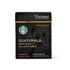 image of Starbucks® Verismo™ 12-Count Guatemala Antigua Espresso Pods