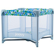 image of Joovy® Toy Room² Playard in Blue
