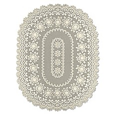 Amazing Heritage Lace® Rose Tablecloth