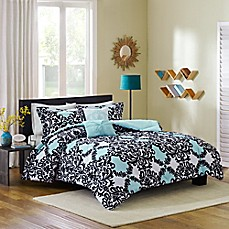 image of Cozy Soft® Mia Reversible 4-5 Piece Comforter Set