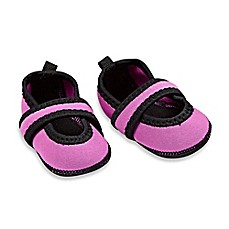 image of nufoot Baby Betsy Lou Mary Jane Slipper in Pink