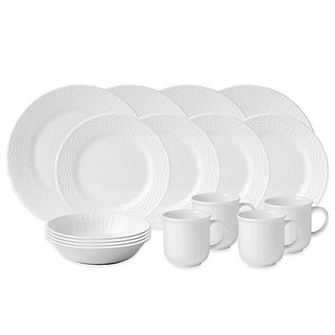 Wedgwood\u0026reg; Nantucket Basket 16-Piece Dinnerware Set  sc 1 st  Bed Bath \u0026 Beyond & Wedgwood® Nantucket Basket 16-Piece Dinnerware Set - Bed Bath \u0026 Beyond