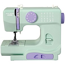 image of Janome Mystical Mint Portable Sewing Machine