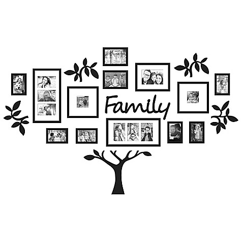 Family Tree Picture Frame Collage Bed Bath And Beyond