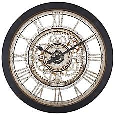 Attractive Antique Gear Wall Clock