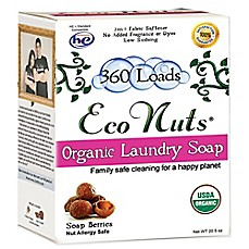 image of Eco Nuts® 20.5 oz. 360 Loads Soap Nuts Organic Laundry Soap