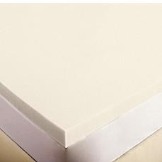 authentic comfort 3inch memory foam mattress topper