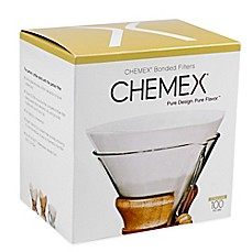 image of Chemex® 100-Count Bonded Coffee Filters