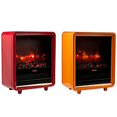 image of Crane Mini Fireplace Heater