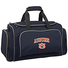 image of WallyBags® Auburn University 21-Inch Duffle