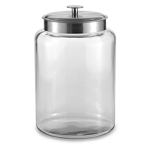 anchor montana 2 12gallon glass jar with lid