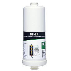 image of Brondell® H2O+ Pearl HF-25 Carbon Block Replacement Water Filter