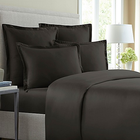Buy Wamsutta 174 620 Thread Count Solid Twin Duvet Cover In