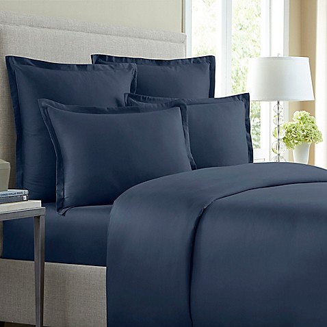 wamsutta 620 thread count solid duvet cover bed bath beyond