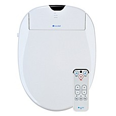 image of Brondell Swash Bidet Toilet Seat in White