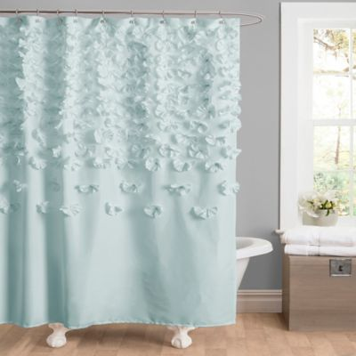 image of Lucia Shower Curtain