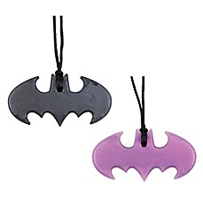 image of Bumkins® DC Comics Silicone Teething Pendant Necklace
