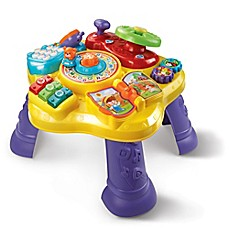 image of VTech Super Star Learning Table