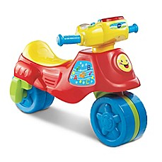 image of VTech® 2-in-1 Learn and Zoom Motorbike