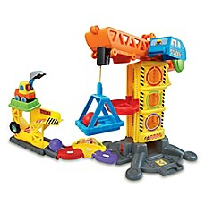 image of VTech® Go Go Smartwheels Learning Zone Construction Site