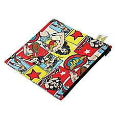 image of Bumkins® DC Comics Wonder Woman Large Reusable Snack Bag