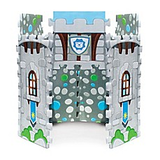 image of P'kolino® 2-in-1 Play Mat Castle