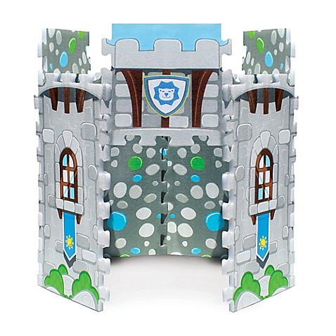 P'kolino® 2-in-1 Play Mat Castle