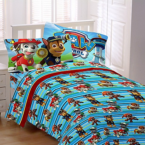 Nickelodeon™ PAW Patrol Sheet Set