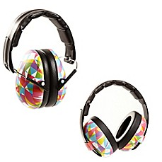 image of Baby BanZ EarBanZ Hearing Protection in Geo Print