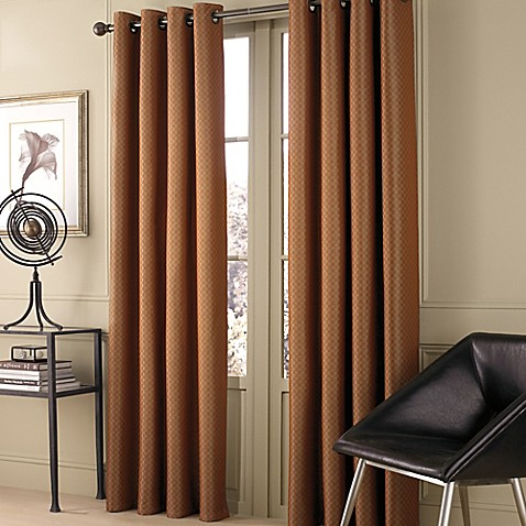 Window Curtains & Drapes - Grommet, Rod Pocket & more styles - Bed ...