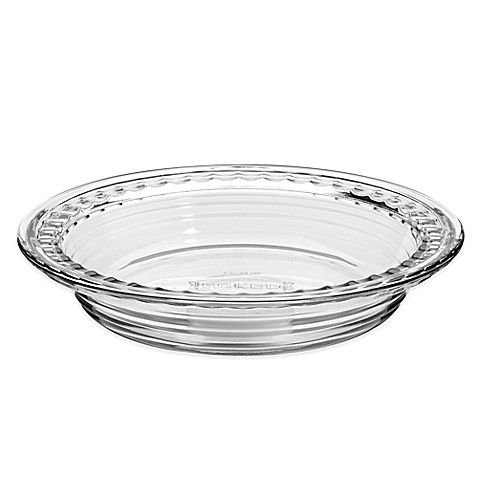 Anchor Hockingu0026reg; Baked by Fire King Deep Pie Dish with Fluted Edge  sc 1 st  Bed Bath u0026 Beyond & Anchor Hocking® Baked by Fire King Deep Pie Dish with Fluted Edge ...