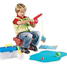 image of Learning Resources® Pretend & Play® Fishing Set