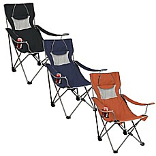 image of Picnic Time® Campsite Camping Chair