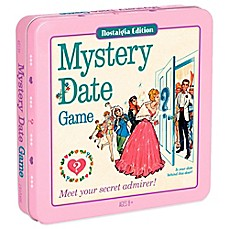 image of Nostalgia Edition Mystery Date Board Game