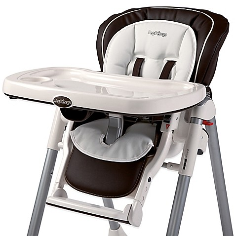 peg perego booster cushion in white bed bath beyond. Black Bedroom Furniture Sets. Home Design Ideas